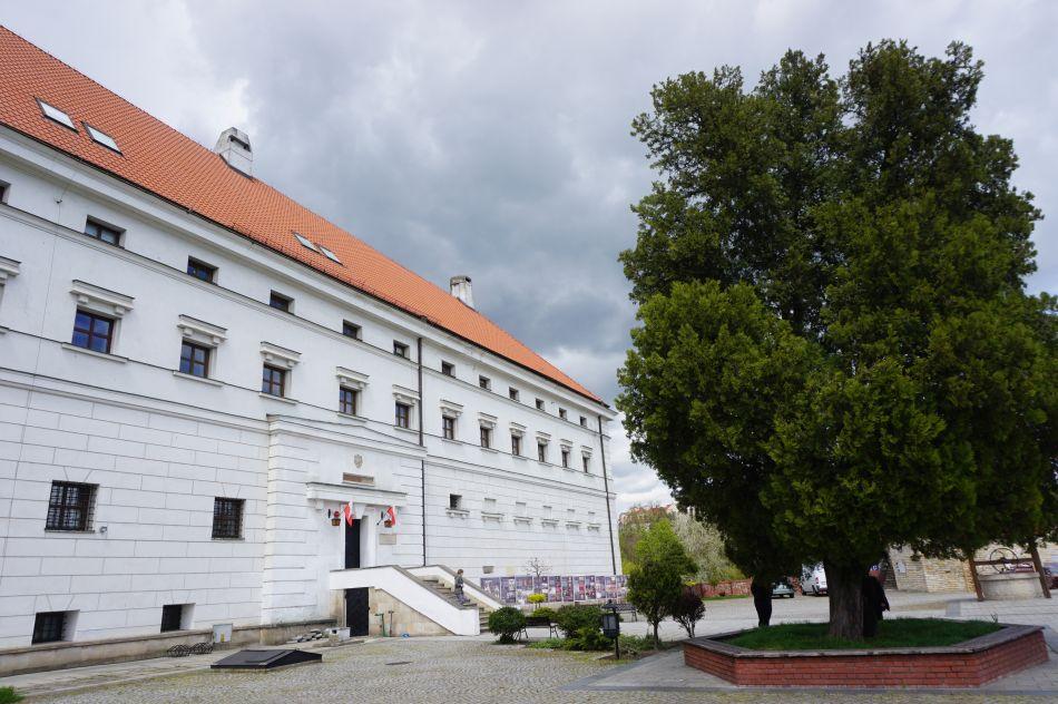 Zamek tojeden znajbardziej znanych zabytków Sandomierza
