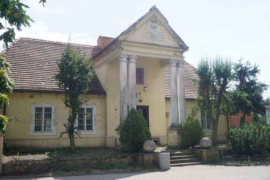 Jedną zatrakcji Żnina jest zabytkowa sufragania, wktórejmieści się Muzeum Sztuki Sakralnej