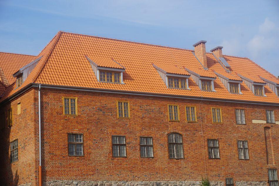 Zamek wKętrzynie