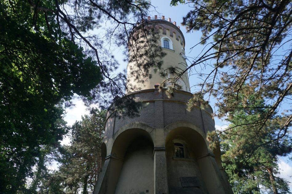 Wieża Bismarcka wMrągowie